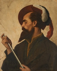le spadassin by edouard agneessens