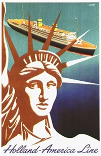 holland-america line by franciscus joseph eng mettes