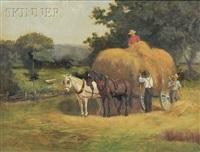 haying by scott leighton