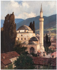 brousse (bursa) by georg macco