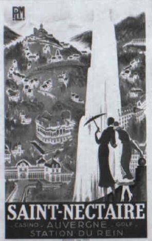 saint nectaire by r de valerio