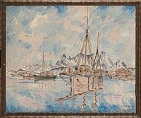 arktisk dag, lofoten by rikard lindström