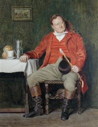the old master by james dromgole linton