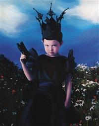 princess of a gun by petr axenoff