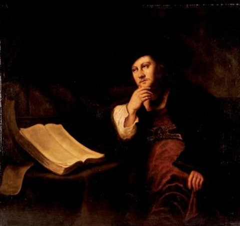 the astronomer by ferdinand bol