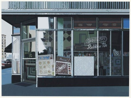 danbury tile from urban landscapes by richard estes