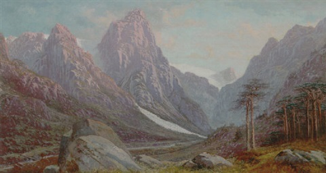 sognefjorden i vestnorge by charles pettitt