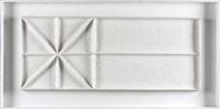 linienbild mit kreuz, nr. 2 by leo erb