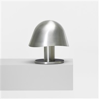 sergeant schultz table lamp by george nelson & associates