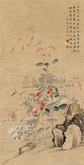 花卉草虫 by ma quan