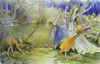 the queen of the fairies by helen jacobs