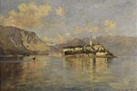 l'isola dei pescatori by giovanni cappa legora