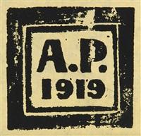 linolstiche 1918/19 by alexander rodchenko