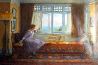 the window seat by william banks fortescue