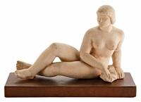 joven desnuda by rafael solanic