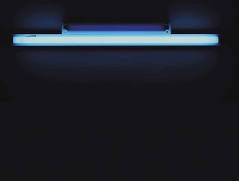 untitled by dan flavin