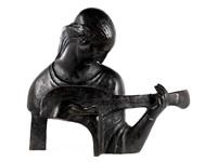die gitarrespielerin by ivan mestrovic