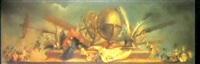 allegoria dell'astronomia by louis tessier