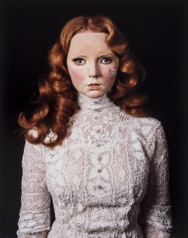 lily cole by gillian wearing