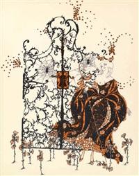 mano lescaut (bk by abbé prévost w/11 works) by alastair (hans henning baron vogt)