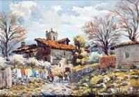 paisaje by vicente pastor calpena