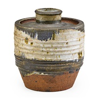 covered jar by john mason