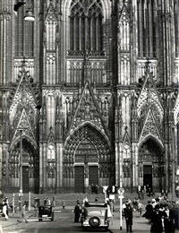domportal in köln by wolff & tritschler