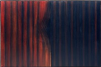 veiling and forgetting by ross bleckner