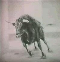 salida del toro by luis rodriguez punal