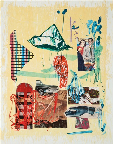 high and low high and low series by david salle