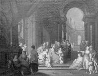 jésus et les enfants by richard hoët
