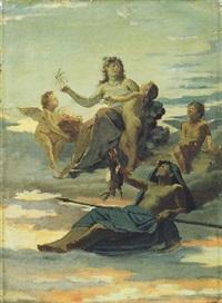 figure mitologiche by giuseppe patti sciuti