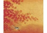 autumn leaves by tatsuya ishiodori