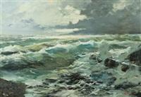 mare in tempesta by ezelino briante