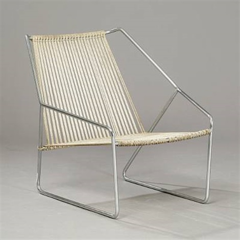 flag halyard chair by henning klok