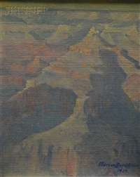 grand canyon by marion boyd allen