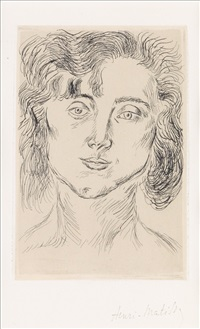 mlle. m. m by henri matisse