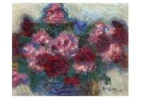 rose (+ landscape; 2 works) by yoshio aoyama