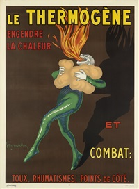 le thermogène by leonetto cappiello