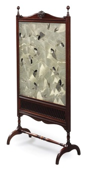 fire screen by morris