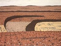 paisaje by godofredo ortega muñoz