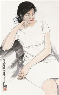 人物 by lin yong