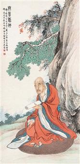 无量寿佛 (buddha) by xu xiaochun