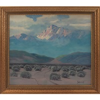 landscape by george sanders bickerstaff