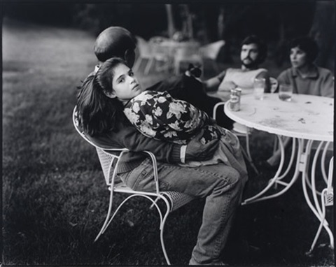 untitled from at twelve by sally mann