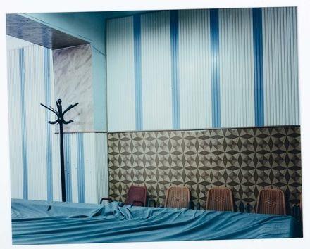 biliardo blu dalla serie geografia privata di vincenzo castella by vincenzo castella