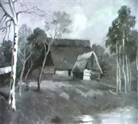 norddeutsches bauernhaus an wumme by emy roegge