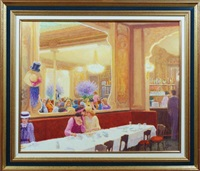 confidences au grand café by louis fabien