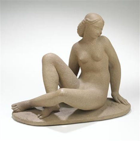 sculpture by waylande gregory