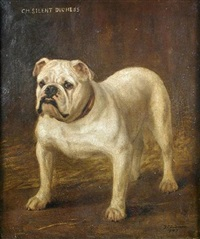"champion ""silent duchess"", a bulldog by frances c. fairman"